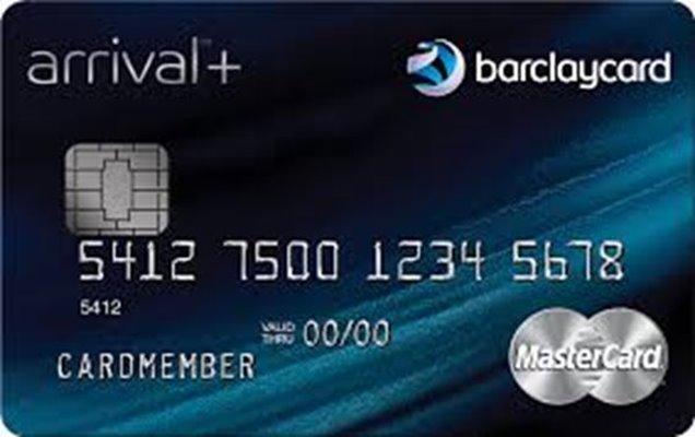 Best Credit Card Reward Program, rebate rewards credit Card, barclaycard arrival world