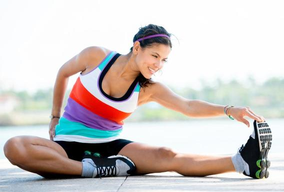 exercise-stretch, lower ldl levels fast, normal cholesterol, exercise, outdoors, normal cholesterol levels