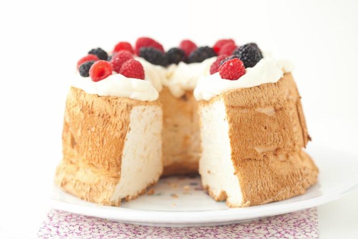 easy diabetic recipes, diabetic menu, angel food cake, diabetic friendly
