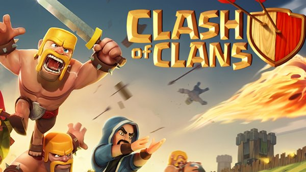 Clash Of Clans, Smartphone Games, Game App,