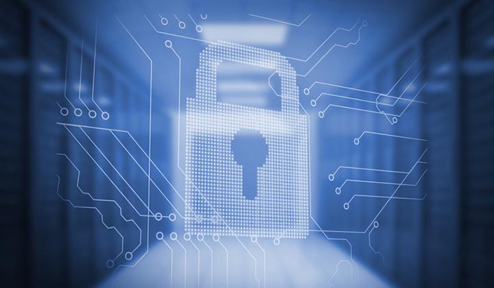 Digitally generated lock on circuit board