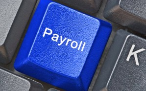 Keyboard with key for payroll