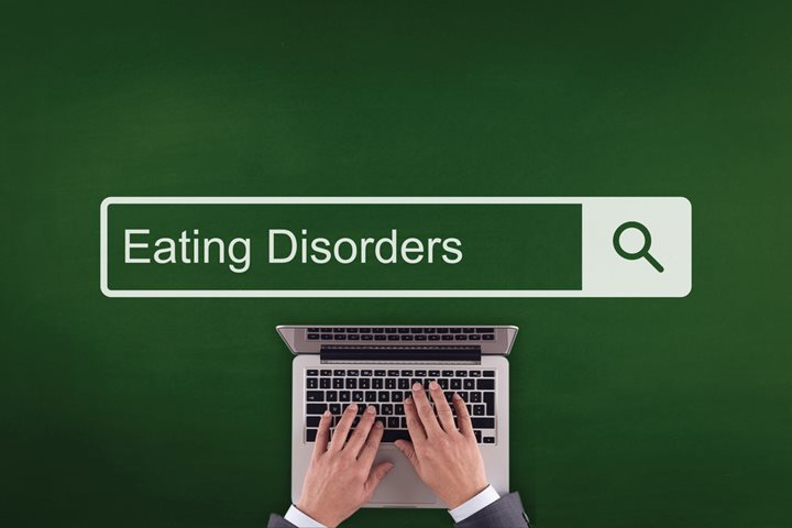 PEOPLE COMMUNICATION HEALTHCARE  EATING DISORDERS TECHNOLOGY SEARCHING CONCEPT
