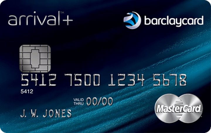 Barclaycard Arrival Plus™ World Elite MasterCard® (Copy)