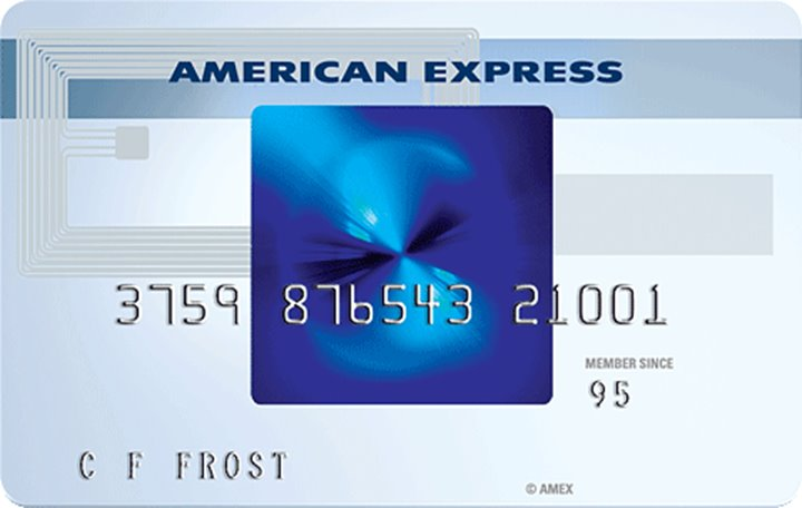 Blue from American Express® Credit Card (Copy)