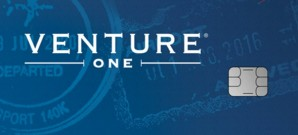 Capital One® VentureOne® Rewards Credit Card (Copy)