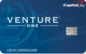 Capital One® VentureOne® Rewards Credit Card (Copy)