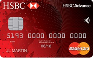 HSBC Advance MasterCard (Copy)