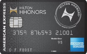 Hilton HHonors™ Surpass® Card from American Express (Copy)