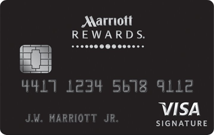 Marriott Rewards® Premier Credit Card (Copy)