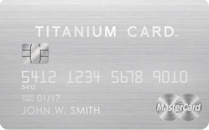 MasterCard® Titanium Card™ (Copy)