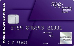 Starwood Preferred Guest® Credit Card from American Express (Copy)