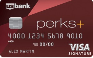 U.S. Bank Perks+ Visa® Signature Card (Copy)