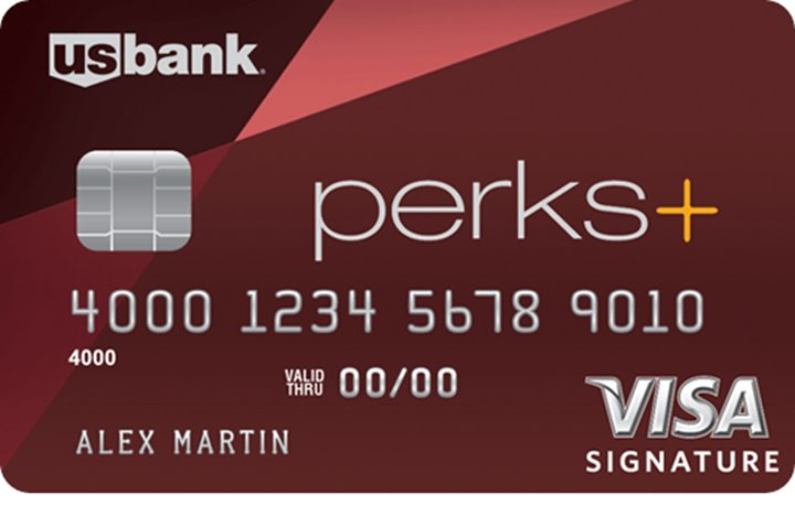 U.S. Bank Perks+ Visa® Signature Card